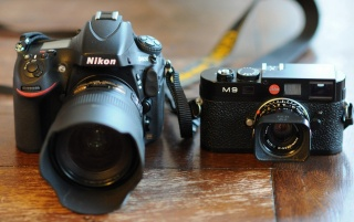 Next: Nikon and Leica