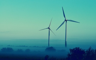 Wind Mills wallpapers and stock photos
