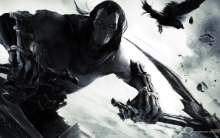 2012 Darksiders II wallpapers and stock photos