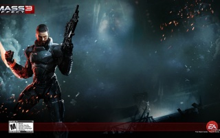 Action Game Mass Effect 3 wallpapers and stock photos