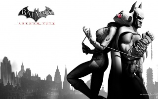 Previous: Batman Arkham City Game