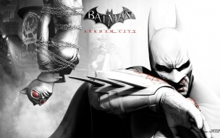 Batman Arkham City Video Game wallpapers and stock photos