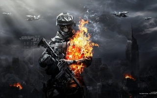 Battlefield 3 Zombie Mode wallpapers and stock photos