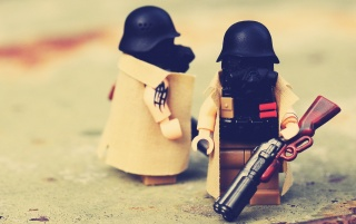Lego Toy Soldiers wallpapers and stock photos