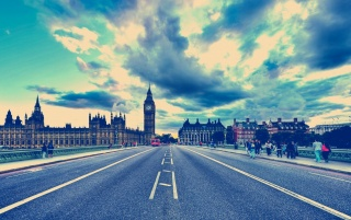 London HDR wallpapers and stock photos
