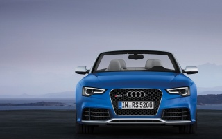 2013 Audi RS 5 Cabriolet Static Front wallpapers and stock photos