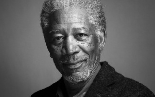Previous: Morgan Freeman Close-up