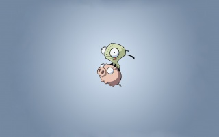 Gir y Piggy wallpapers and stock photos