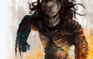 Predator Fantasy Art wallpapers and stock photos