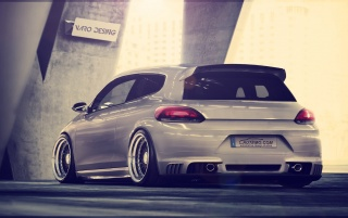 Volkswagen Scirocco ABT wallpapers and stock photos