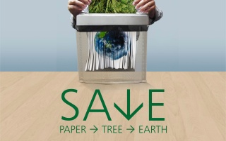 Save Paper Save earth wallpapers and stock photos