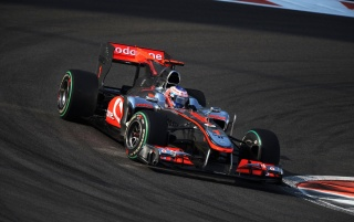 Next: Jenson Button McLaren F1 2011