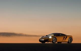 McLaren MP4-12C wallpapers and stock photos
