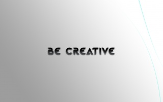 Be creative wallpapers and stock photos
