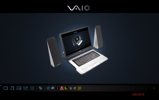 SONY Vaio VGN wallpapers and stock photos