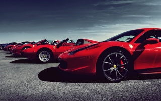 Ferrari Legacy wallpapers and stock photos