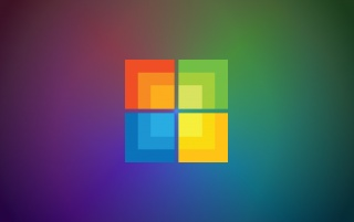 Microsoft Windows 8 Metro Logo wallpapers and stock photos