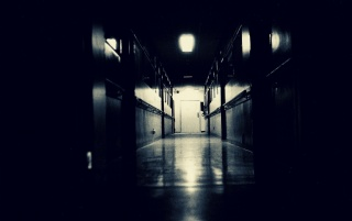 Dark Hallway wallpapers and stock photos