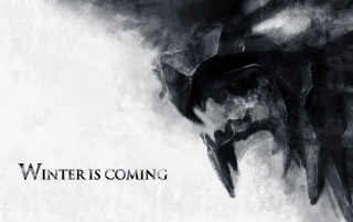 Winter is Coming wallpapers and stock photos