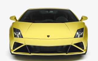 2013 Lamborghini Gallardo LP 560-4 Studio Front wallpapers and stock photos