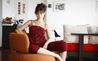 Olga Kurylenko Lounging wallpapers and stock photos