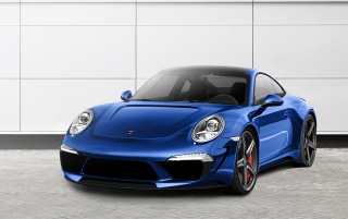2012 TopCar Porsche Carrera 4 and 4S 991 Sketches Rendering Front Angle wallpapers and stock photos