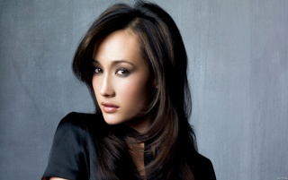 Random: Maggie Q Beautiful