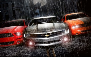 Random: Muscle Cars Trio