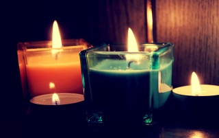 Aromatic Candles wallpapers and stock photos