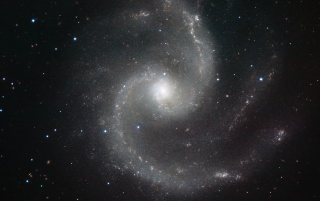 Galaxy in Outer Space wallpapers and stock photos