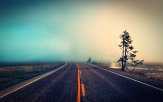 The Road wallpapers and stock photos