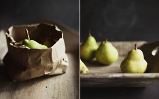 Autumn Pears wallpapers and stock photos