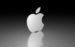 3D Apple Logo wallpapers and stock photos