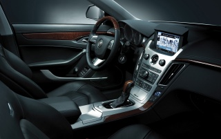 Previous: 2013 Cadillac CTS Coupe Interior