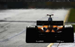 Spyker Formula 1 Car Rear wallpapers and stock photos