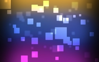 Purple and Blue Abstract Squares Gradient wallpapers and stock photos
