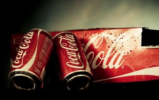 Coca-Cola Cans wallpapers and stock photos