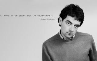 Rowan Atkinson Quote wallpapers and stock photos