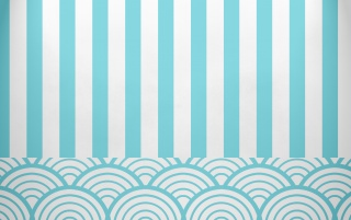 Blue and White Decorations wallpapers and stock photos