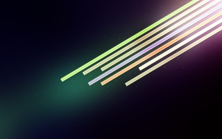 Colored Lines of Light wallpapers and stock photos