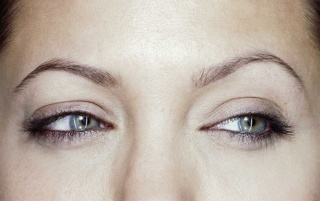 Random: Angelina Jolie Eyes