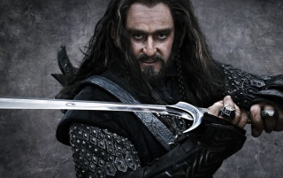 Thorin Eichenschild - The Hobbit wallpapers and stock photos