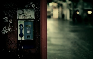 Ausgediente Payphone wallpapers and stock photos