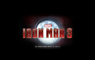 Iron Man 3 Poster wallpapers and stock photos