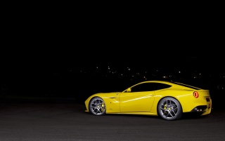Previous: 2012 Novitec Rosso Ferrari F12 Berlinetta Static Side