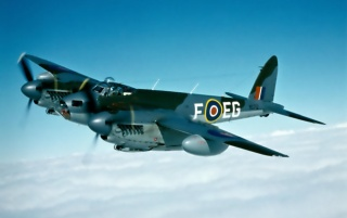DeHavilland Mosquito wallpapers and stock photos
