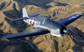 Grumman F-6F Hellcat wallpapers and stock photos