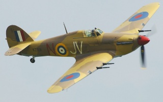 Hawker Hurricane Mk.IV wallpapers and stock photos