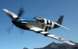 North American P-51C Mustang wallpapers and stock photos