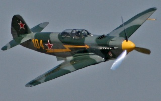 Yakovlev Yak-9 wallpapers and stock photos